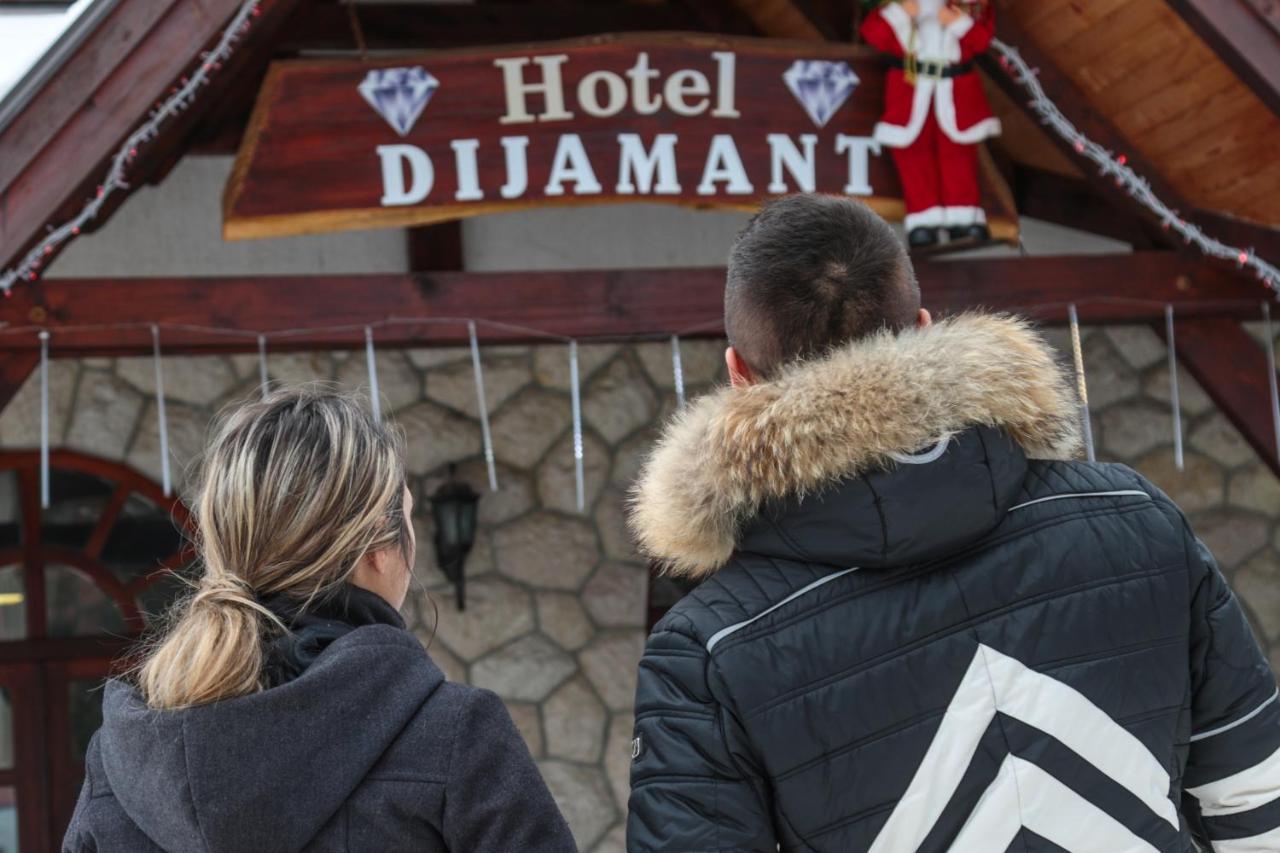 Отель  Hotel Dijamant Zlatibor  - отзывы Booking