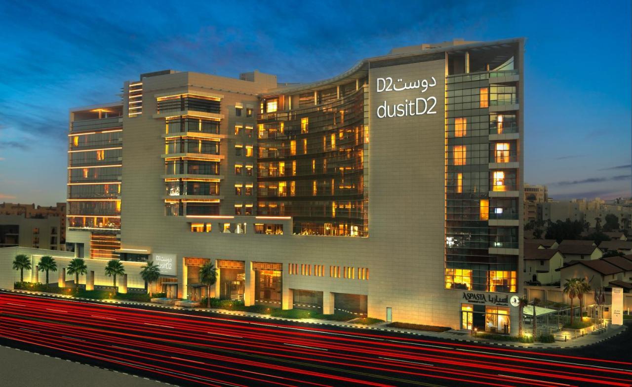 Отель  Отель  DusitD2 Salwa Doha
