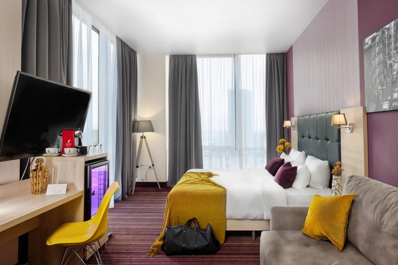 Отель  Golden Tulip Краснодар