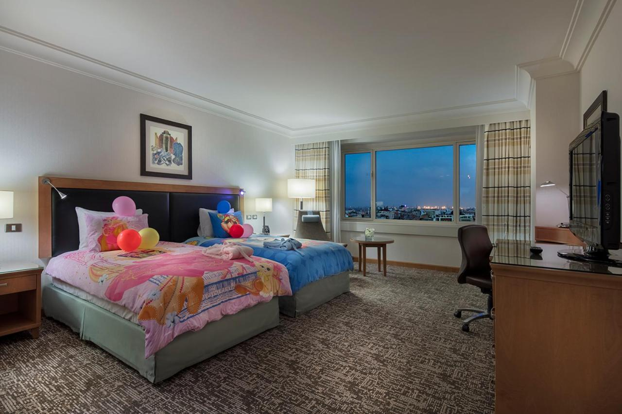 Отель  Отель  Adana HiltonSA Hotel