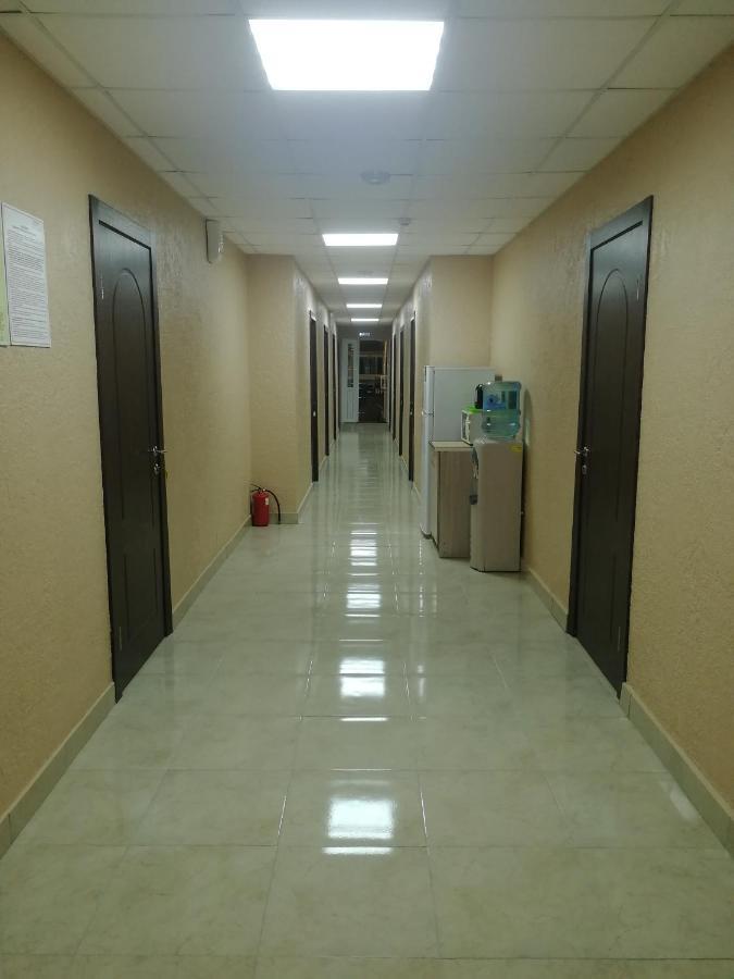 Отель  Отель Западный