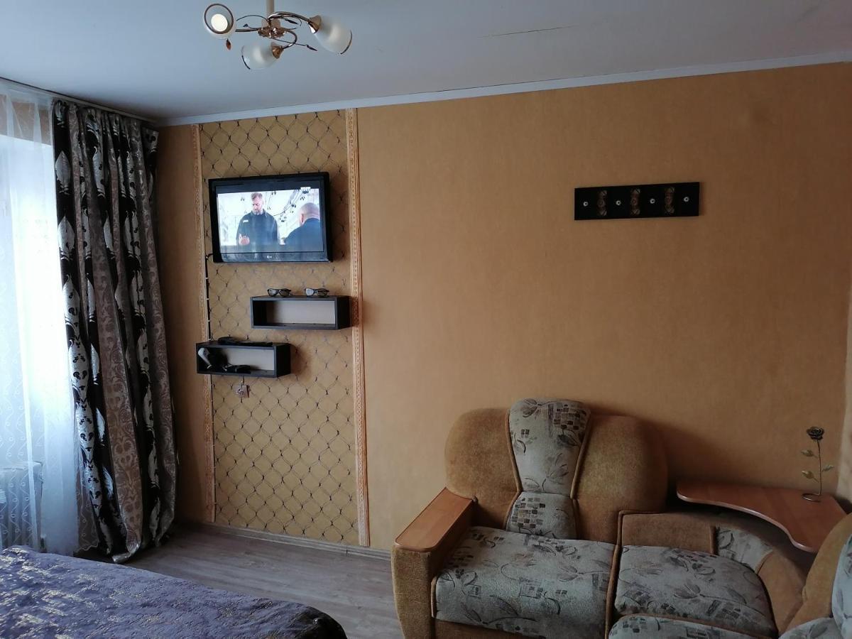 Апартаменты/квартира  Однокомнатная квартира в центре.