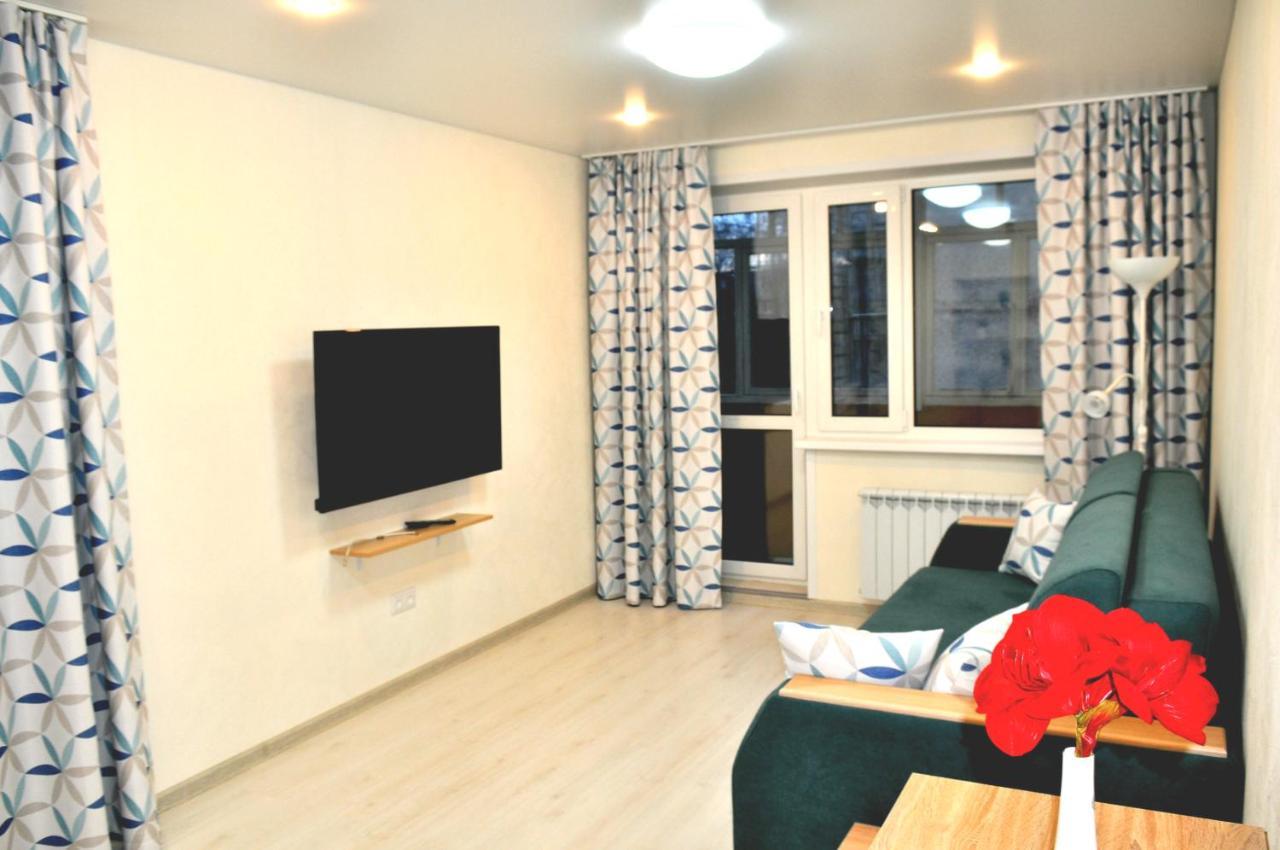Апартаменты/квартира Квартира в Кировском районе. До центра 2,2 км. - отзывы Booking