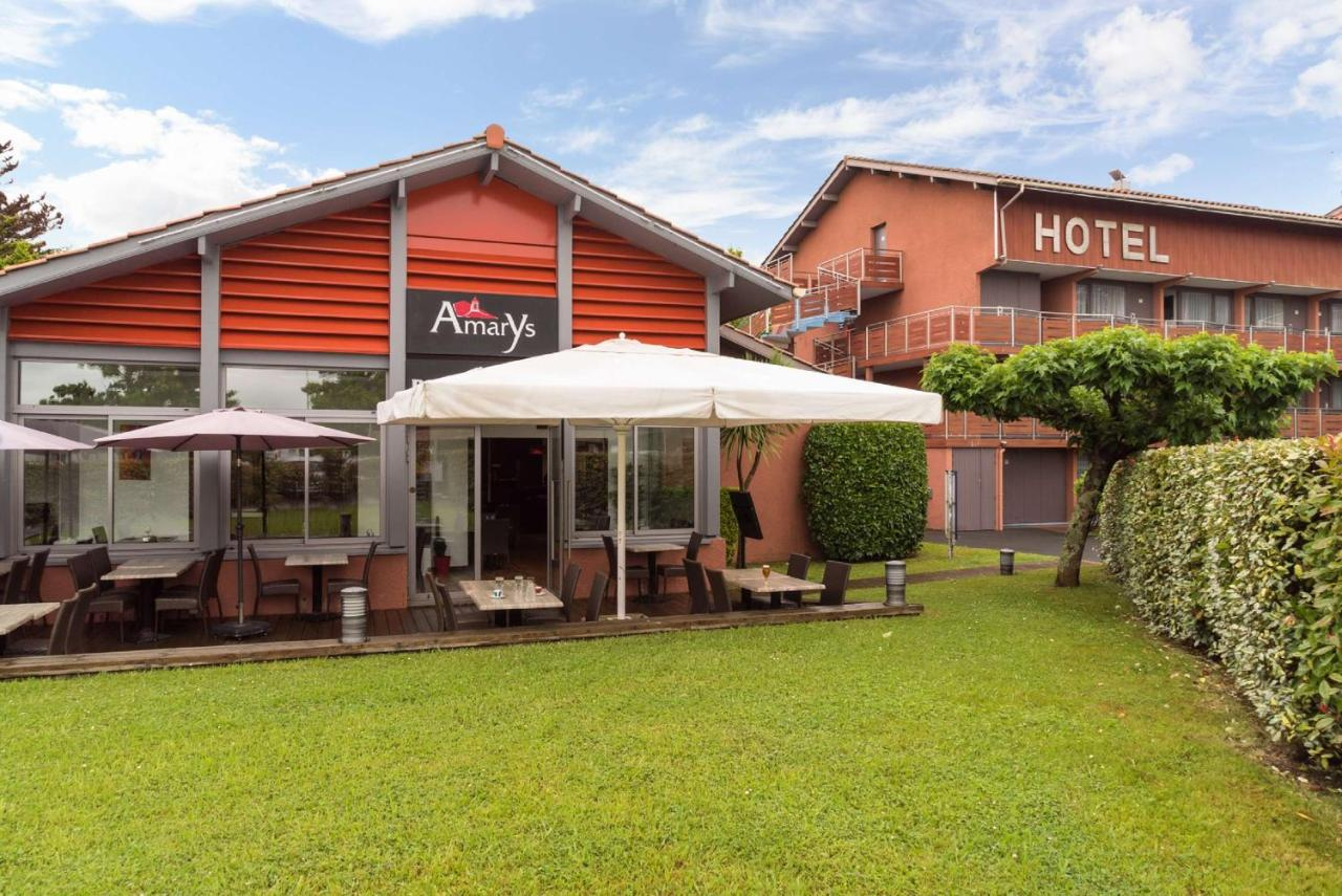 Отель  Отель  Sure Hotel By Best Western Biarritz Aeroport