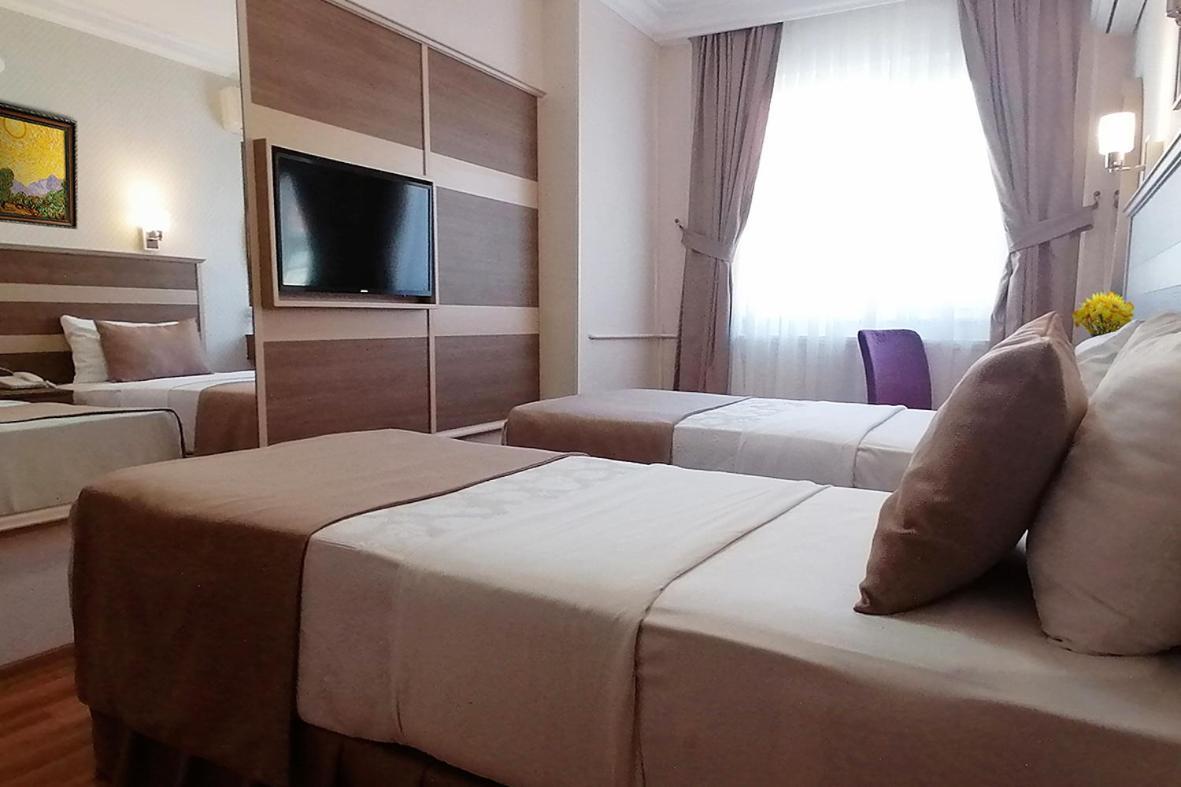 Отель  Sembol Hotel