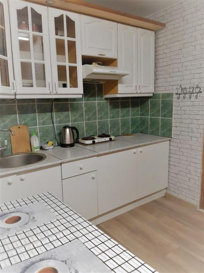 Апартаменты/квартира  Двухкомнатная квартира в Обухово  - отзывы Booking