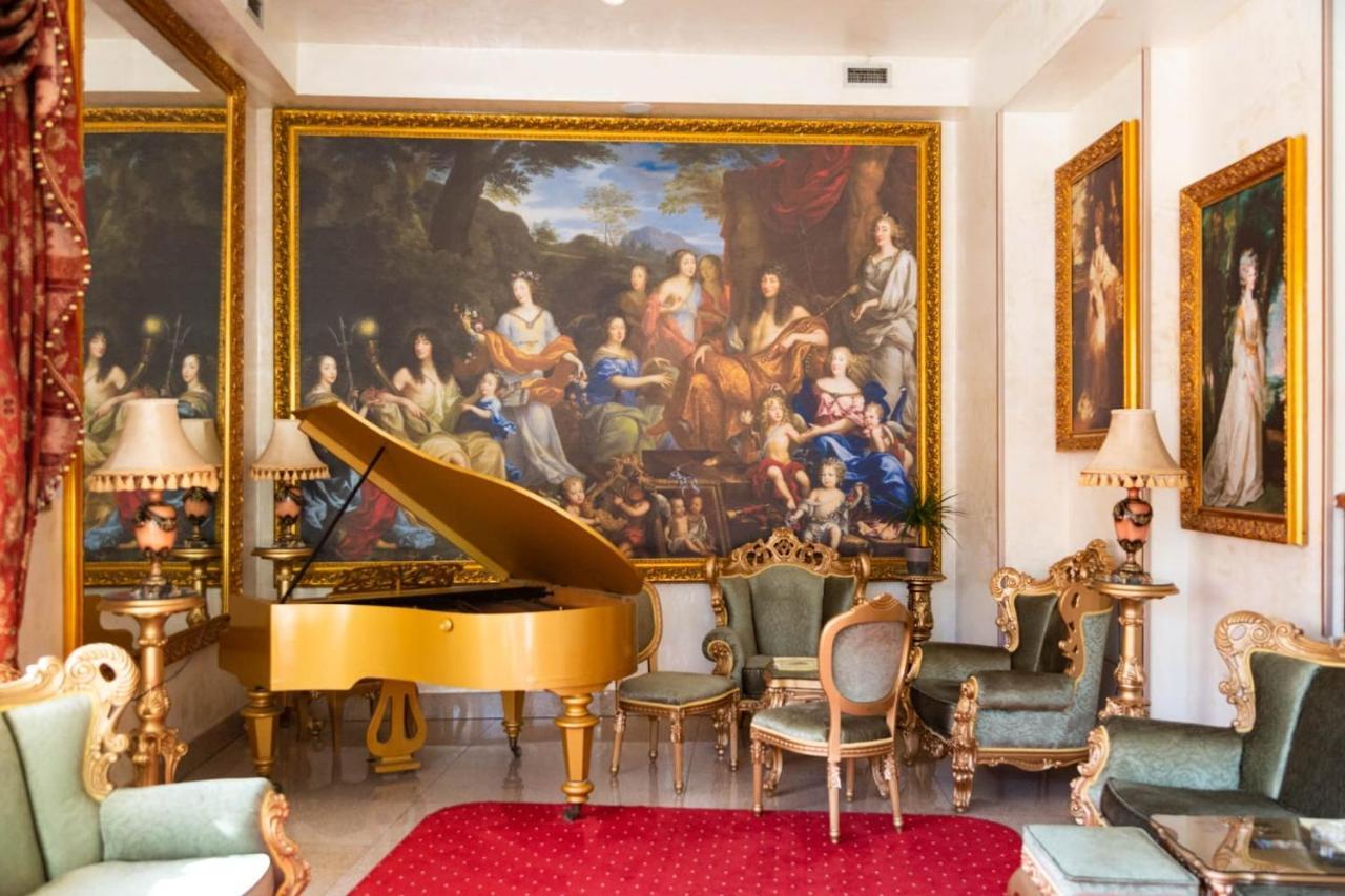 Отель  Premier Prezident Garni Hotel and Spa  - отзывы Booking
