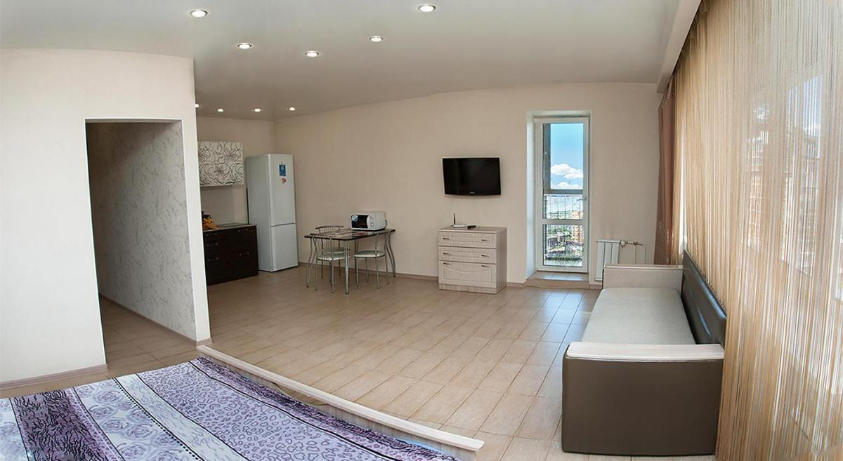 Апартаменты/квартиры  Апартаменты Иркутск  - отзывы Booking