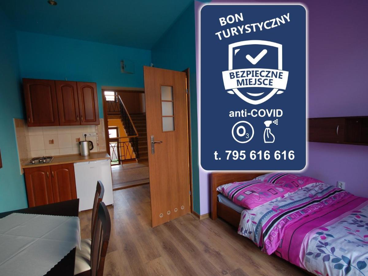 Отель типа «постель и завтрак»  Krupówki BnB