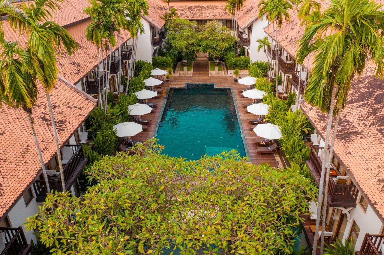 Отель  Anantara Angkor Resort