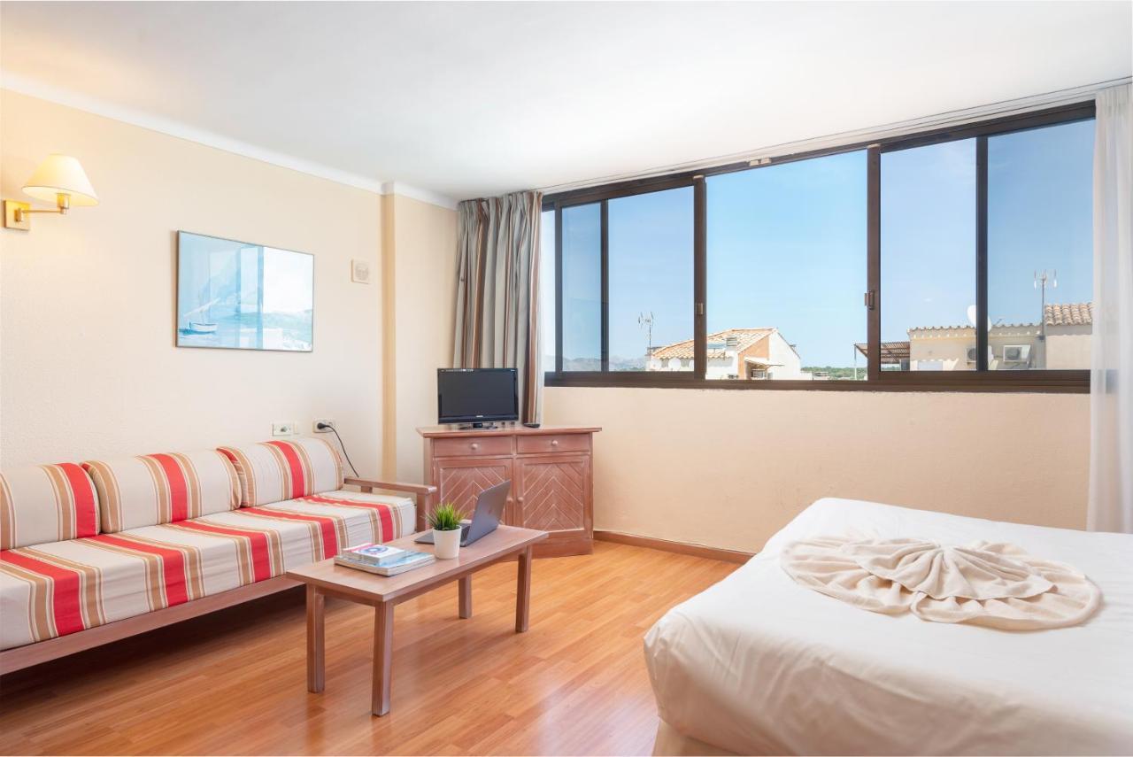 Апартаменты/квартиры  Apartamentos Carlos V