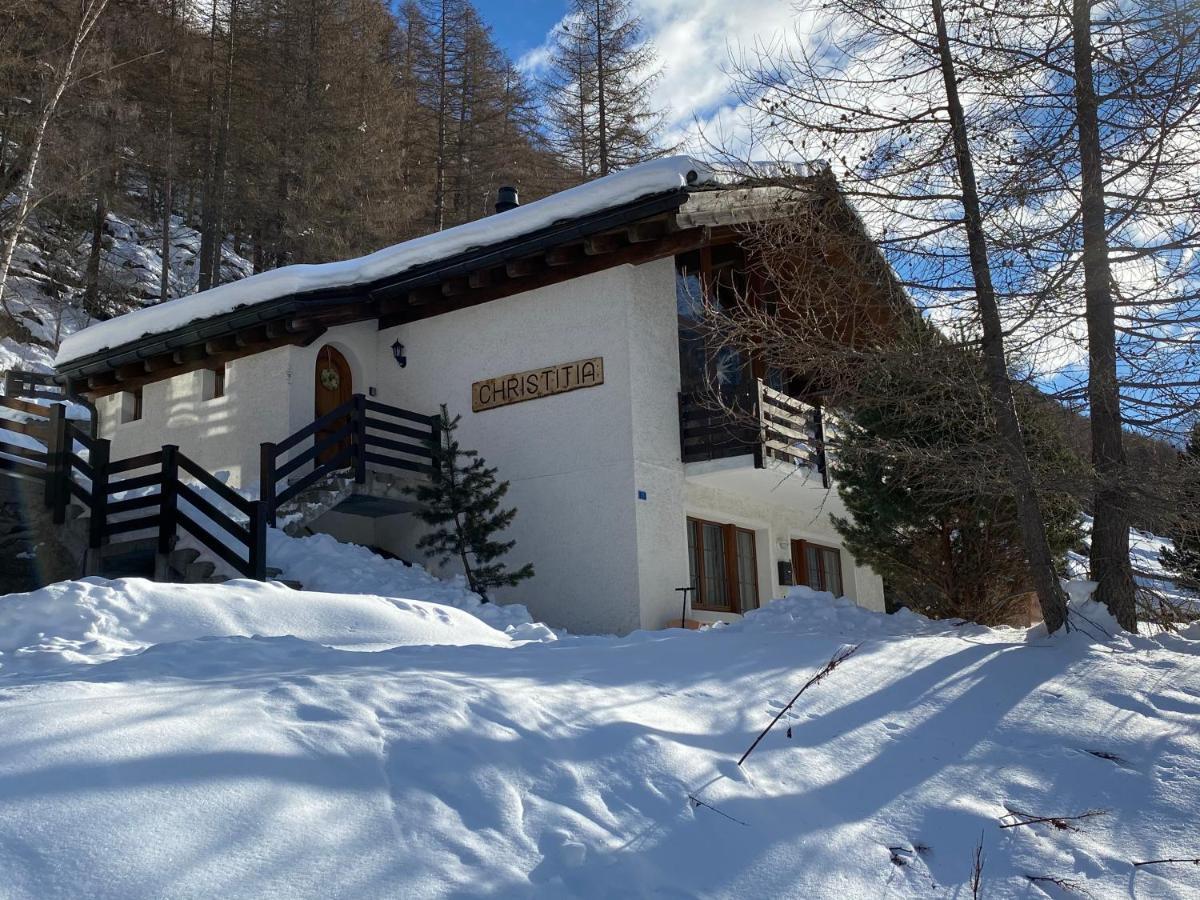 Дом для отпуска Chalet Christitia - отзывы Booking