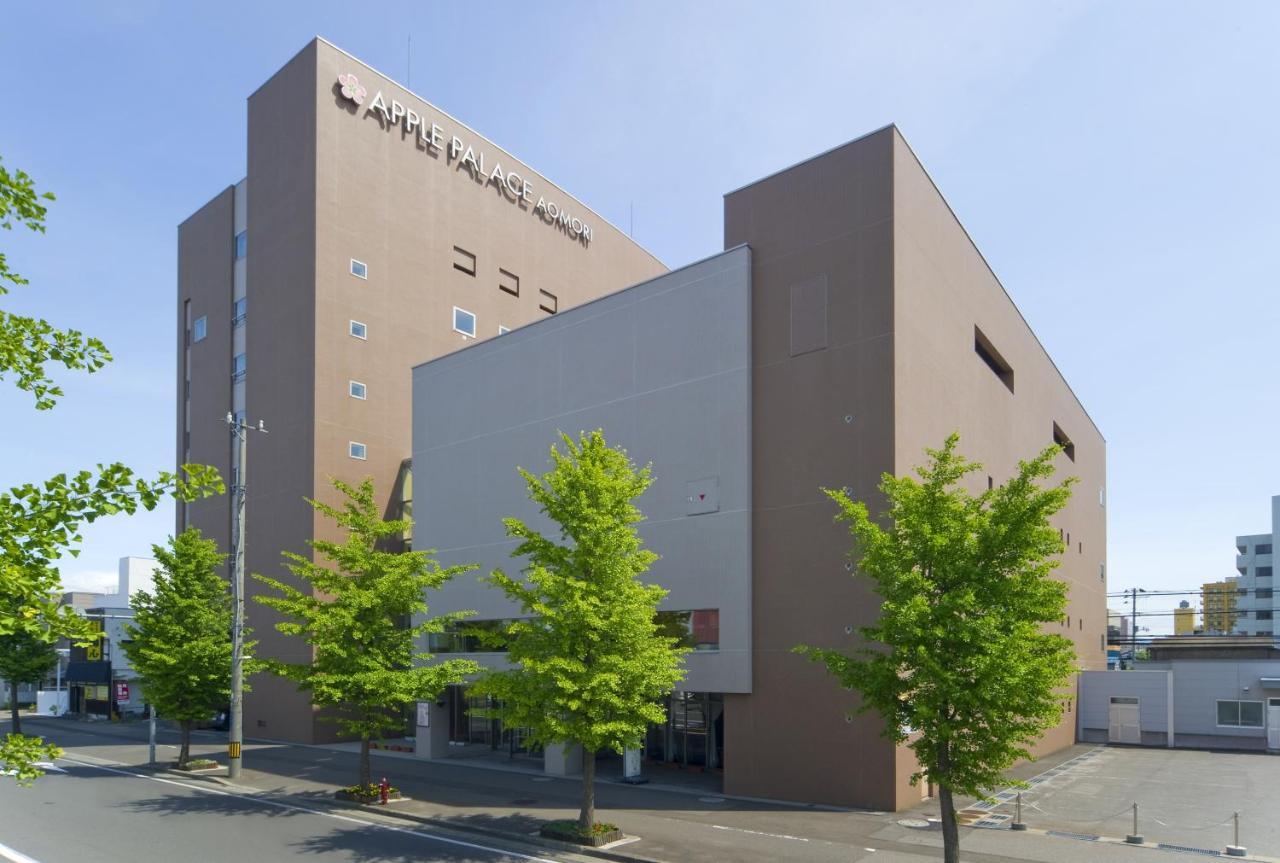 Отель  Отель  Apple Palace Aomori