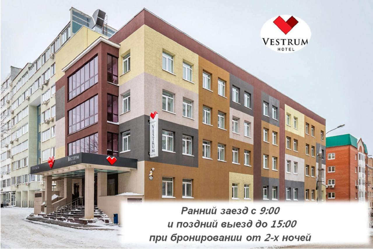 Отель Веструм Отель - отзывы Booking