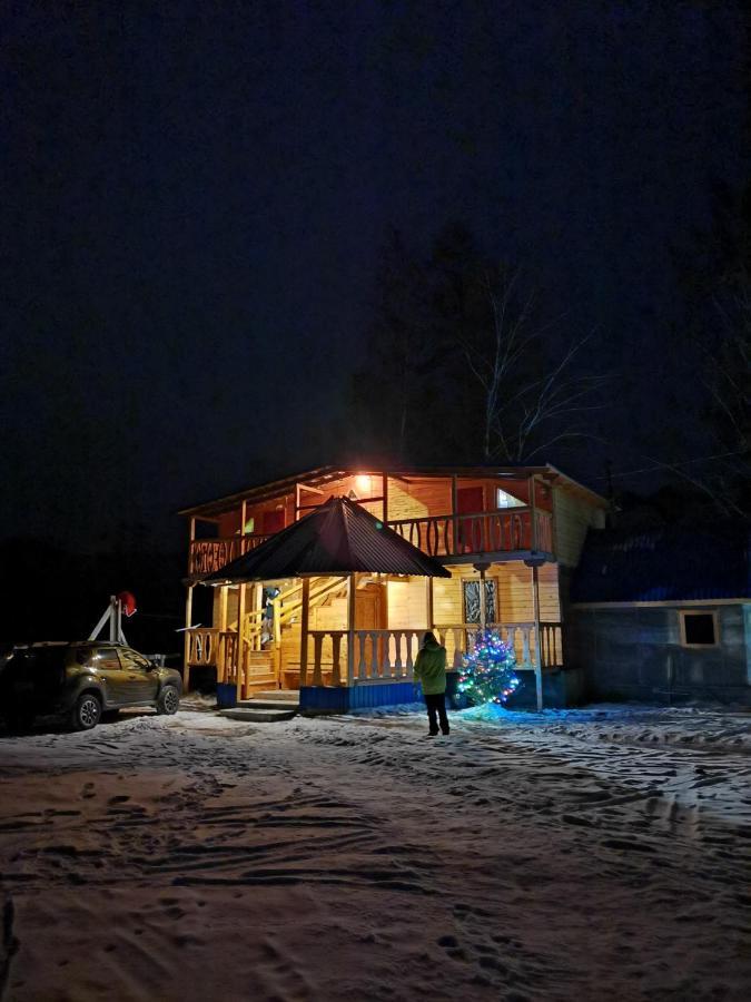 Гостевой дом  Altayskie Dachi