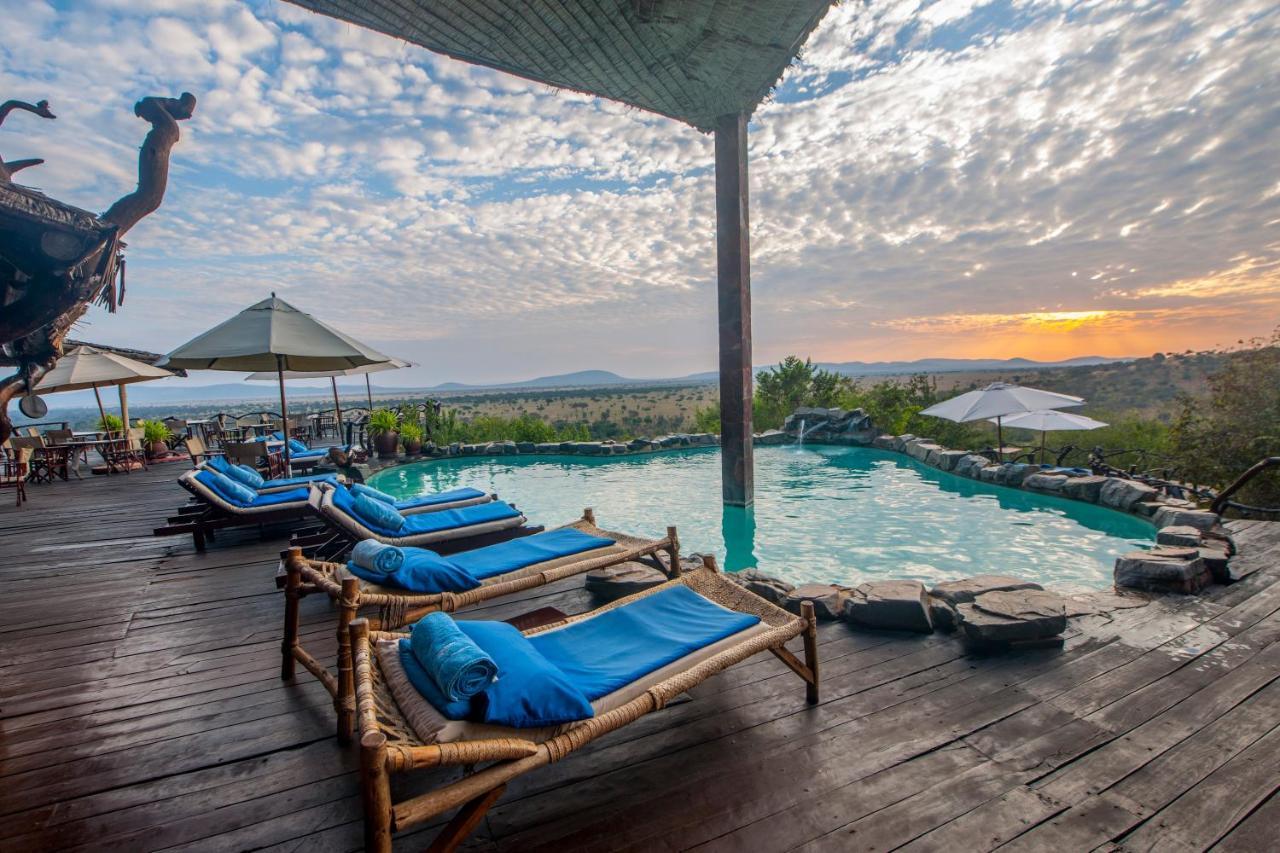 Лодж  Mbalageti Serengeti  - отзывы Booking