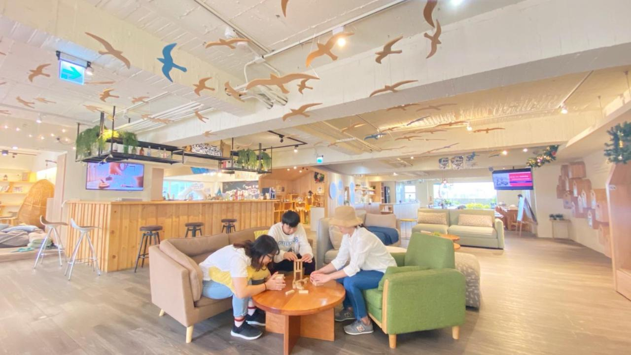 Хостел  Stray Birds Taichung Hostel  - отзывы Booking