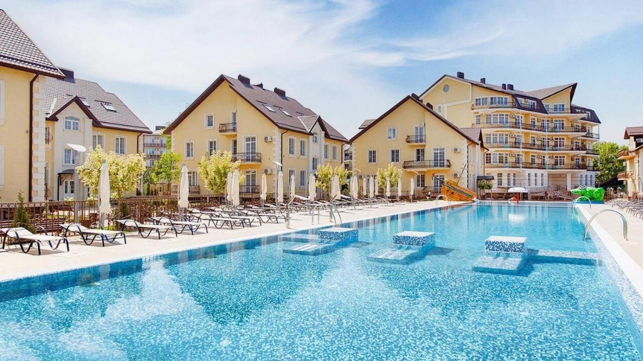 Отель  Отель  Alean Family Hotel Usadba 4* Ultra All Inclusive