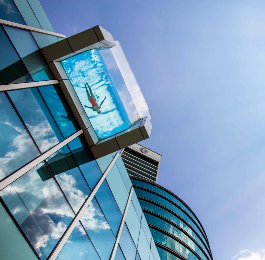 Отель  Отель  InterContinental Dubai Festival City