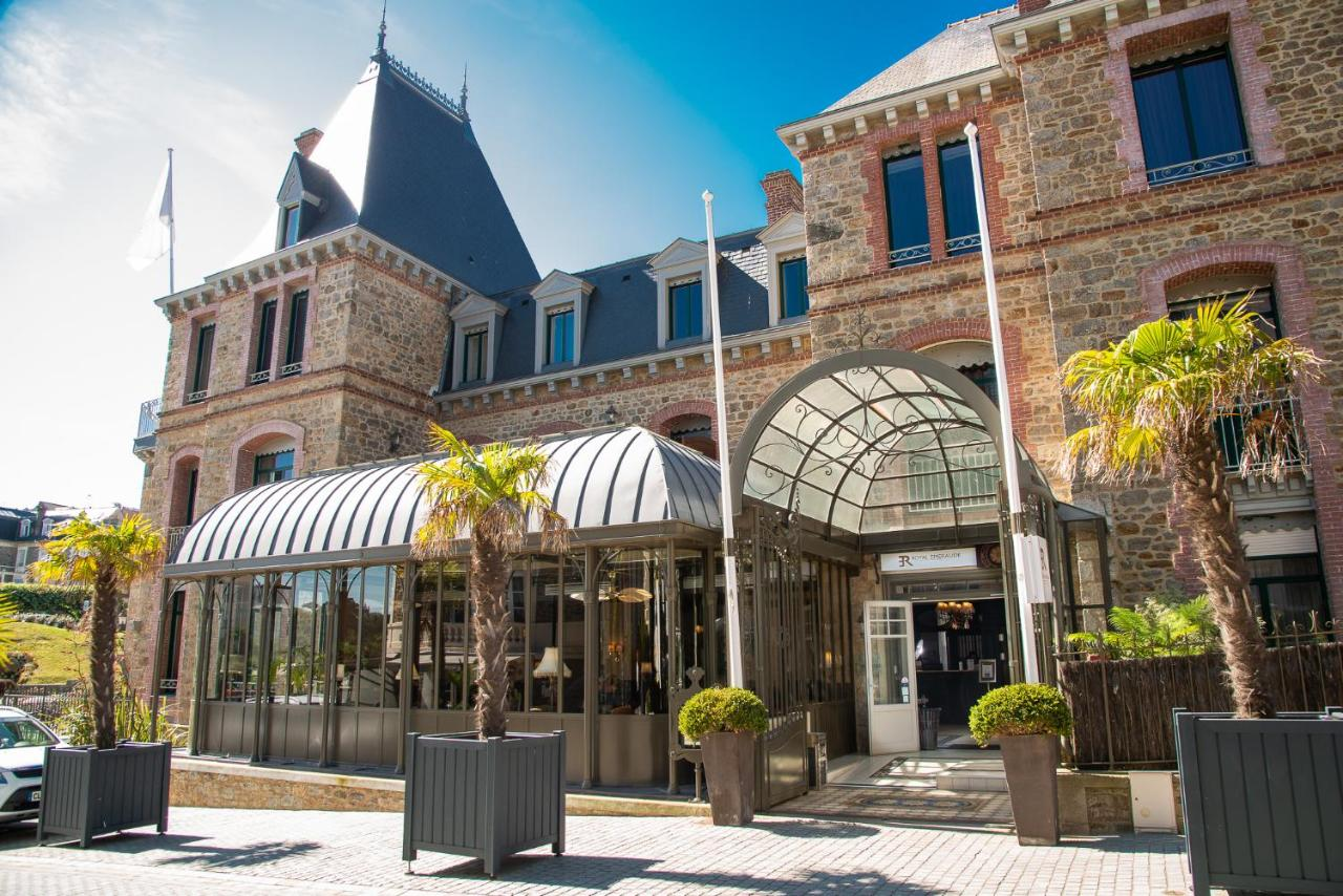 Отель  Royal Emeraude Dinard - MGallery  - отзывы Booking