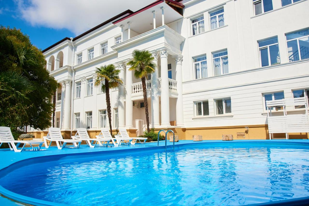 Отель  Очарование Моря  - отзывы Booking