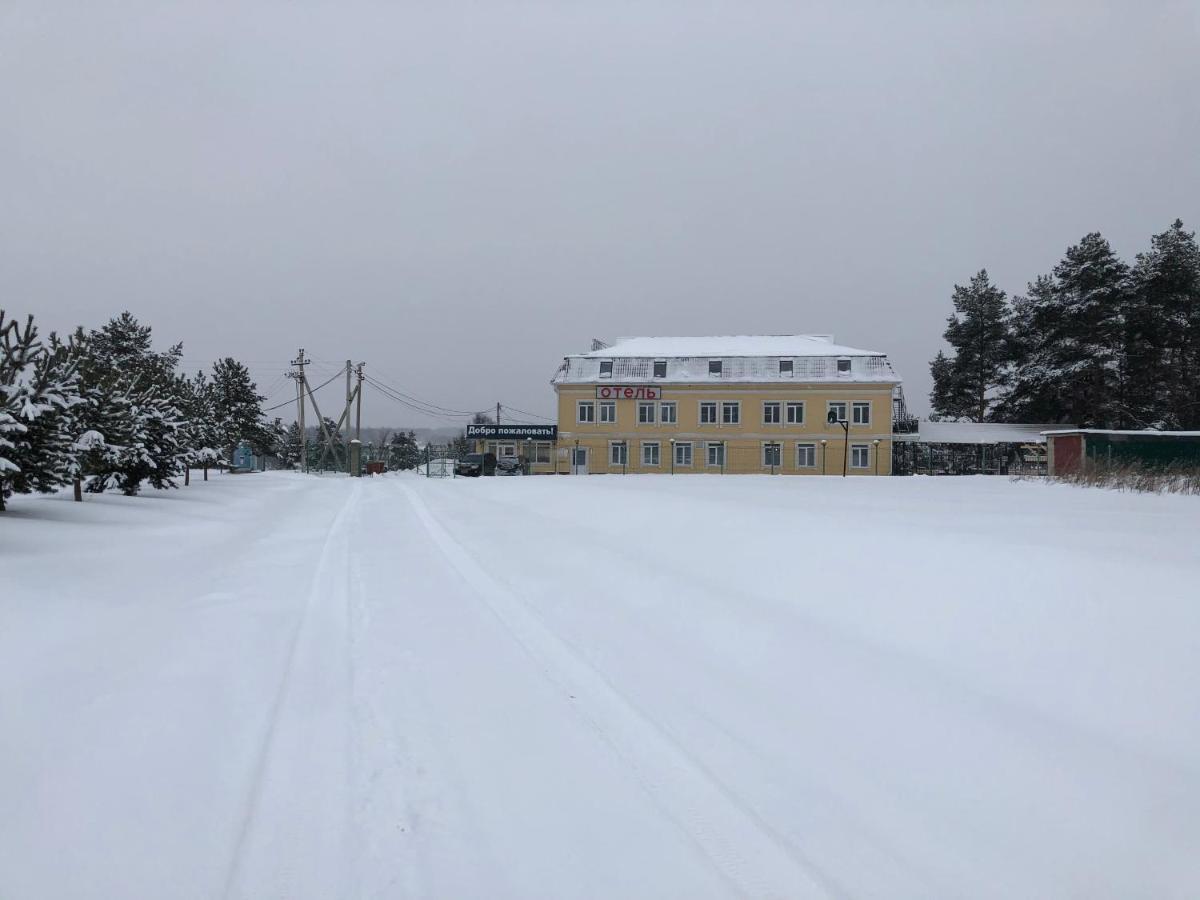 Отель Лежневская Лагуна