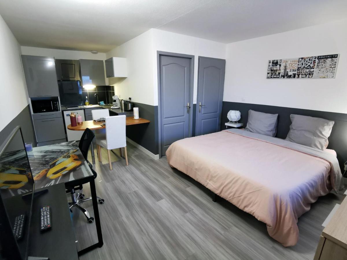Апартаменты/квартира  Studio Tout équipé Proche Geneve