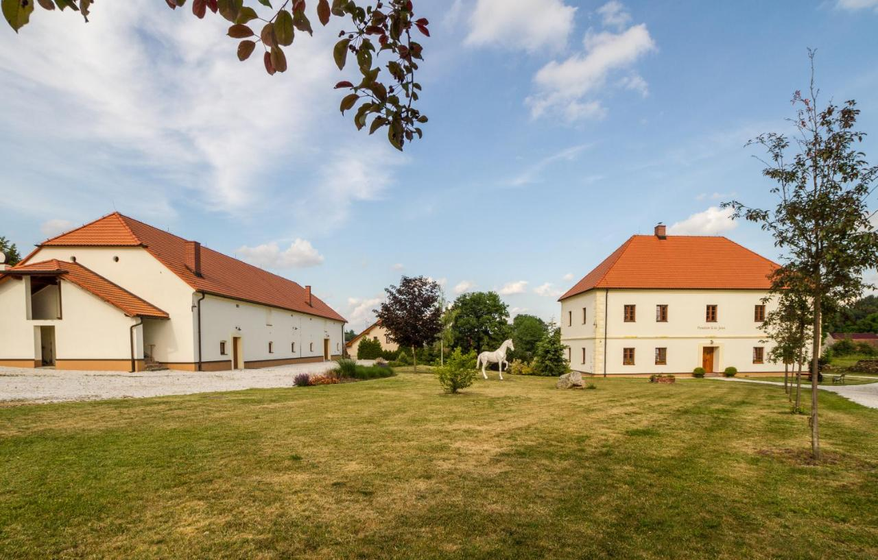Гостевой дом Penzion U sv. Jana - Kraselovský Dvůr - отзывы Booking