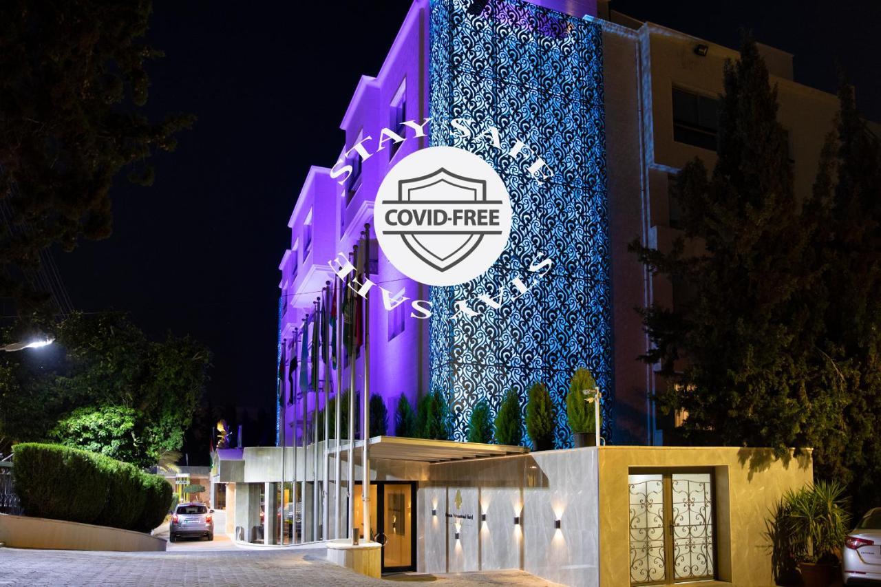 Отель  Amman International Hotel