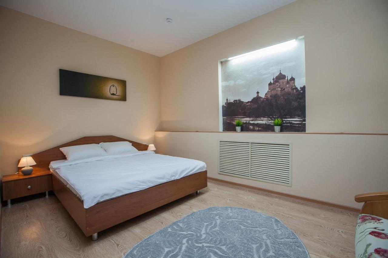Отель  Мини-отель в Бoголюбово