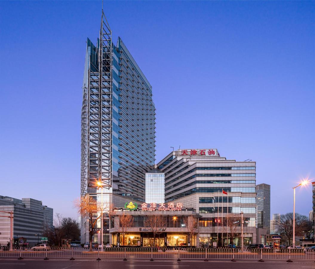 Отель  Golden Ocean Hotel Tianjin