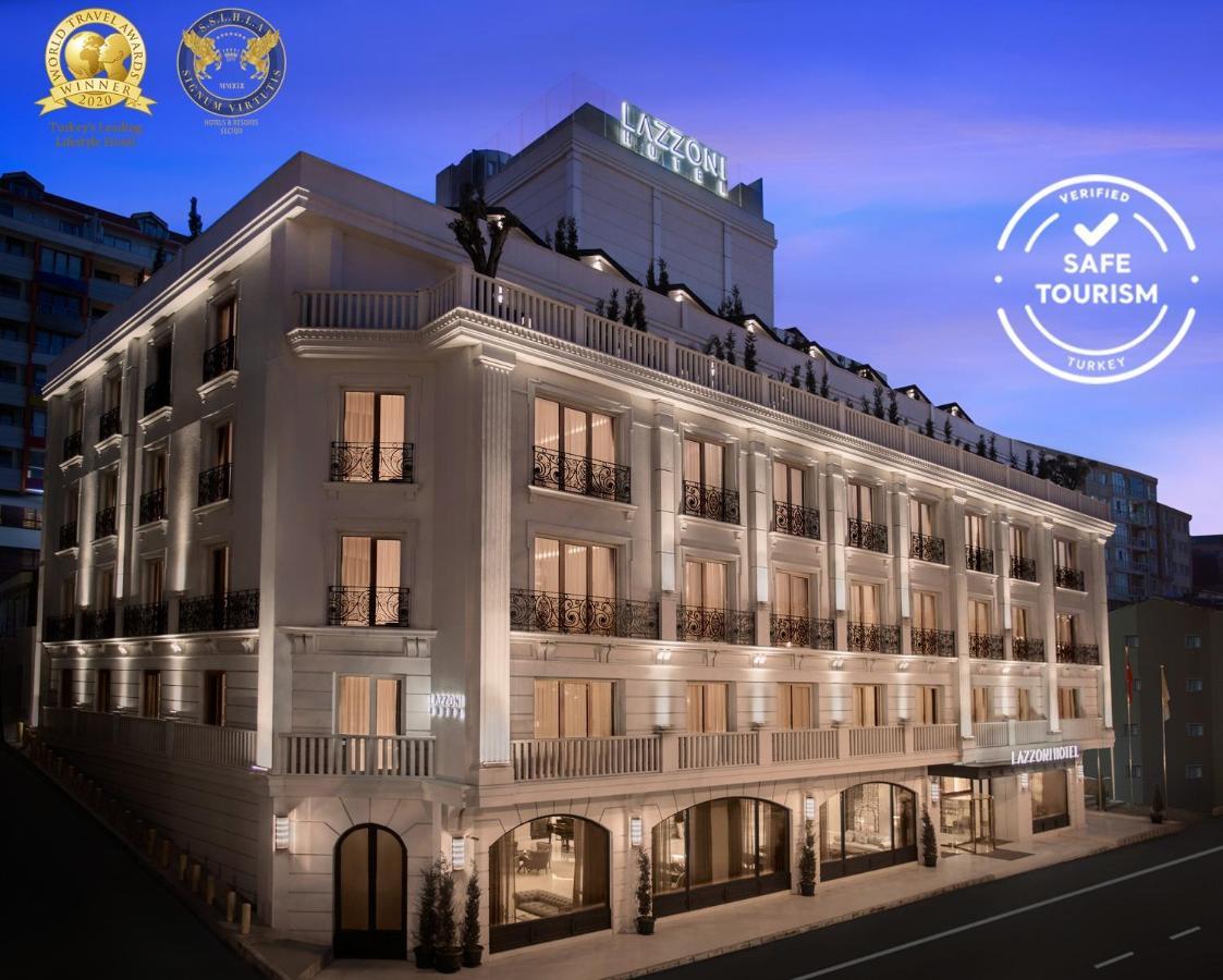 Отель  Lazzoni Hotel