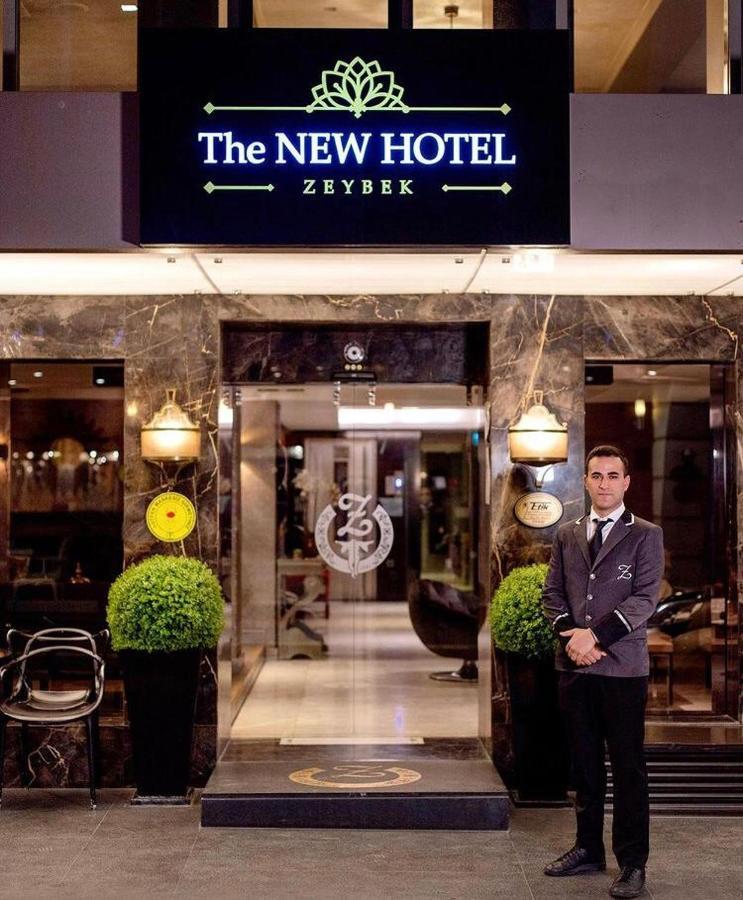 Отель  The New Hotel Zeybek  - отзывы Booking