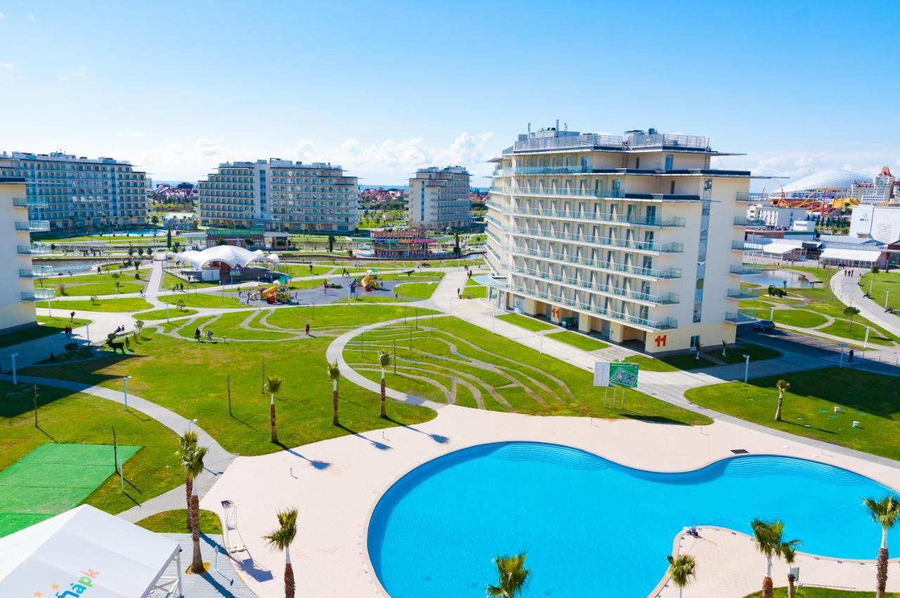 Отель Park Sochi
