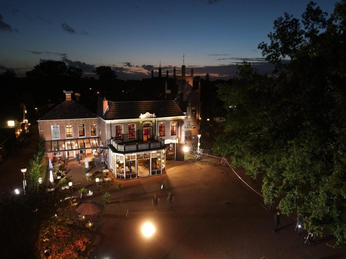 Отель Hotel In't Holt 1654 Grand Café & Logement - отзывы Booking