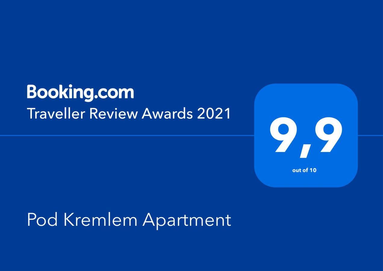 Апартаменты/квартира Апартаменты Под Кремлем