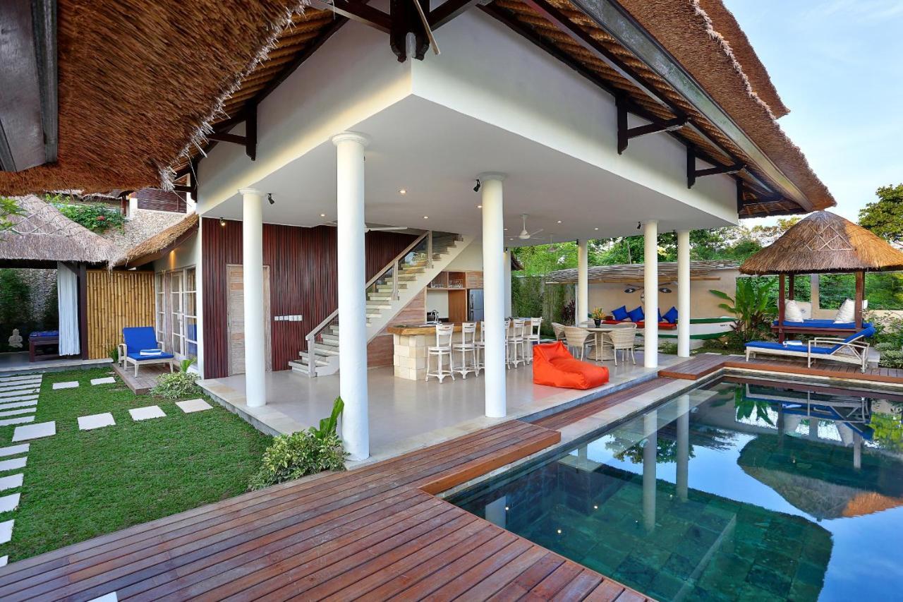 Виллы  Villa Bukit Nusa Lembongan