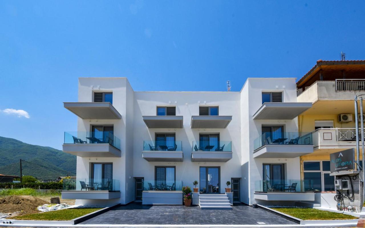 Апартаменты/квартиры  Alos Utopia  - отзывы Booking