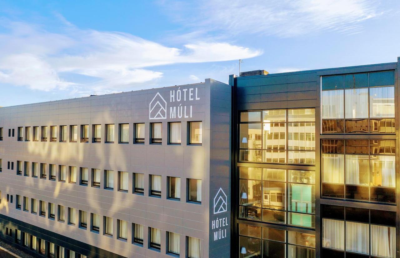 Отель Hótel Múli - отзывы Booking