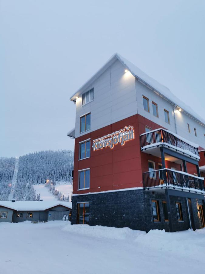 Отель  Hotell Klövsjöfjäll