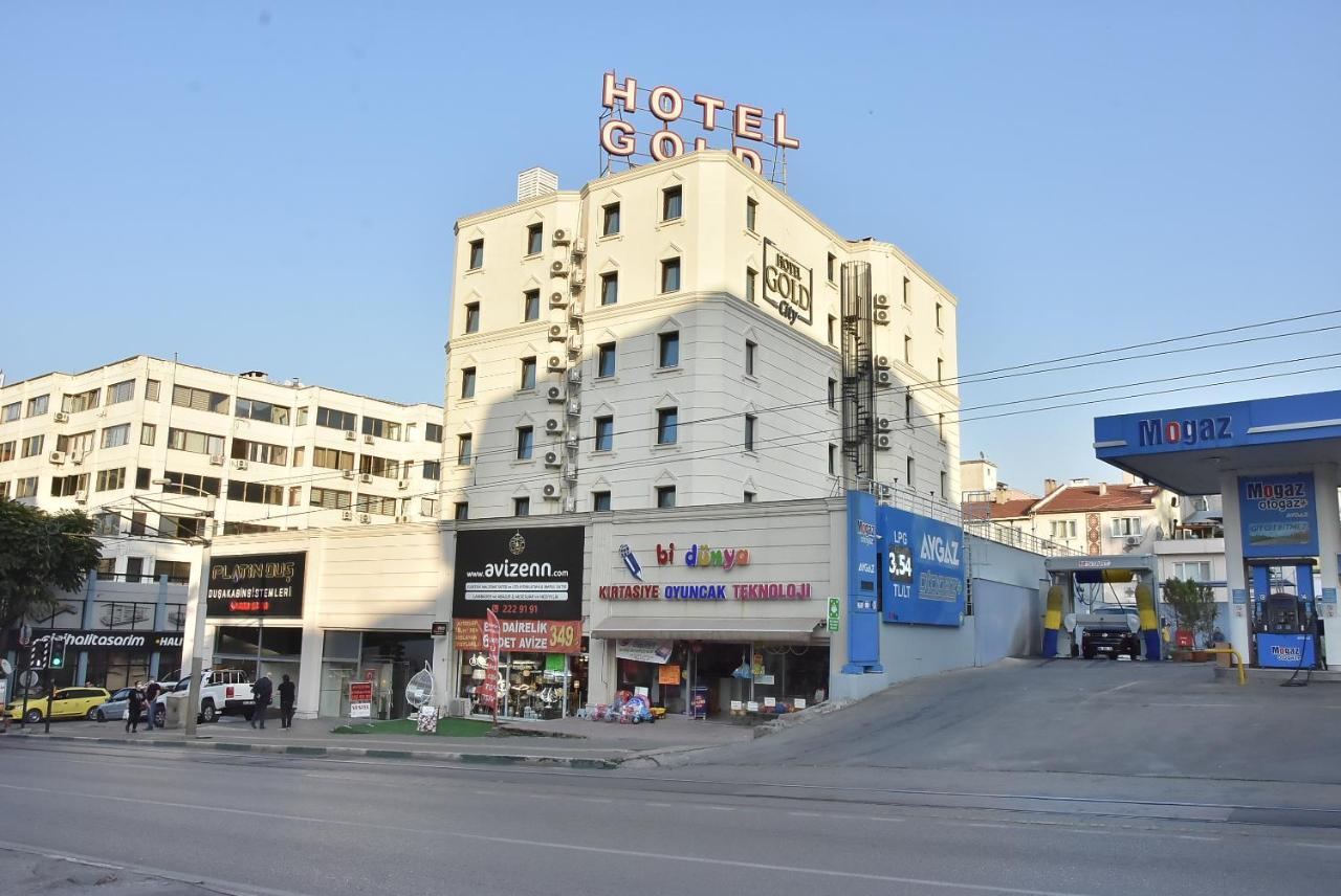 Отель  GOLD CİTY HOTEL  - отзывы Booking