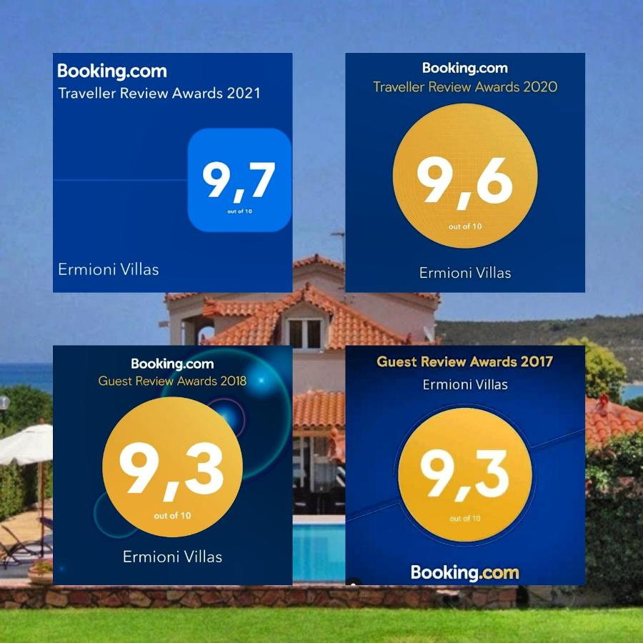 Вилла  Ermioni Villas  - отзывы Booking
