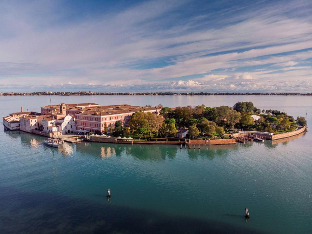 Отель  San Clemente Palace Kempinski Venice  - отзывы Booking
