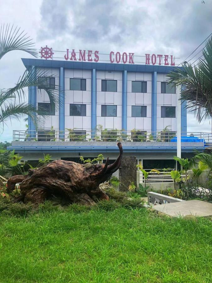 Отель James Cook Hotel