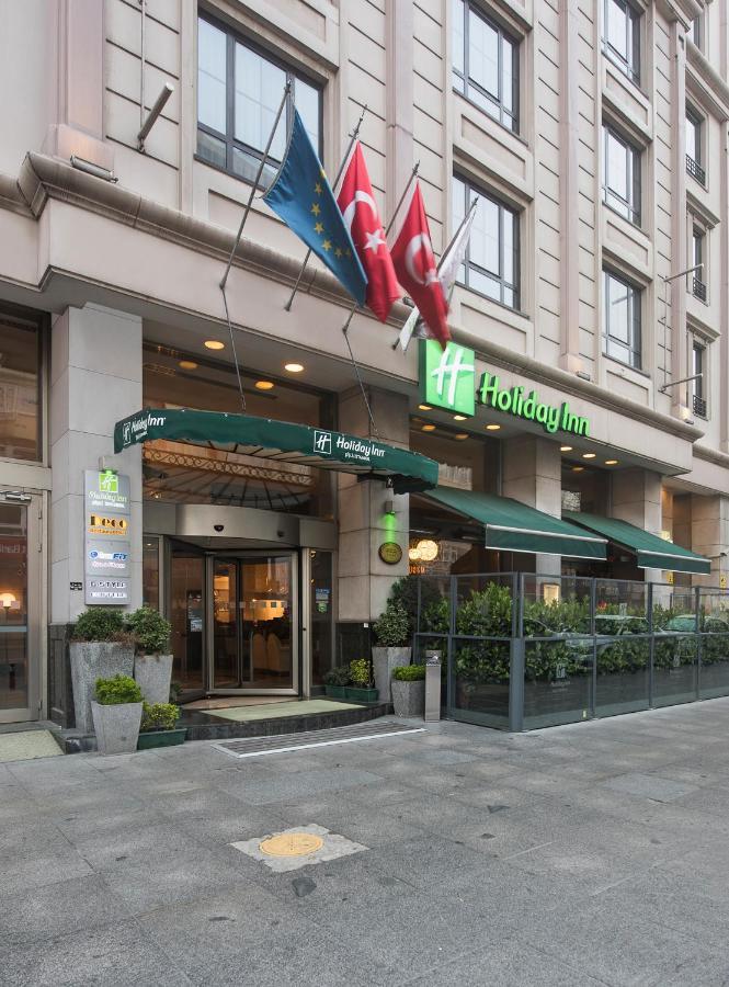 Отель  Holiday Inn Sisli  - отзывы Booking