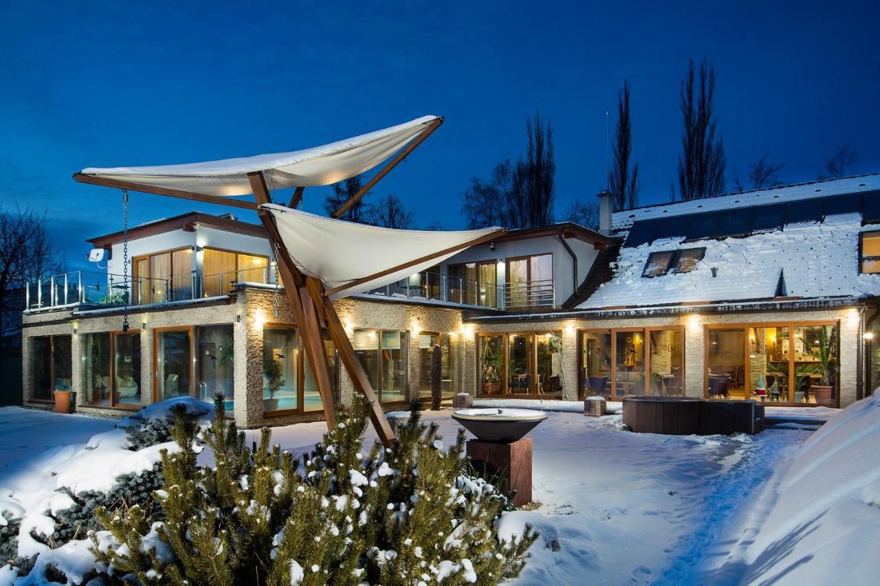 Гостевой дом  Aqua & Wellness Resort Alzbeta