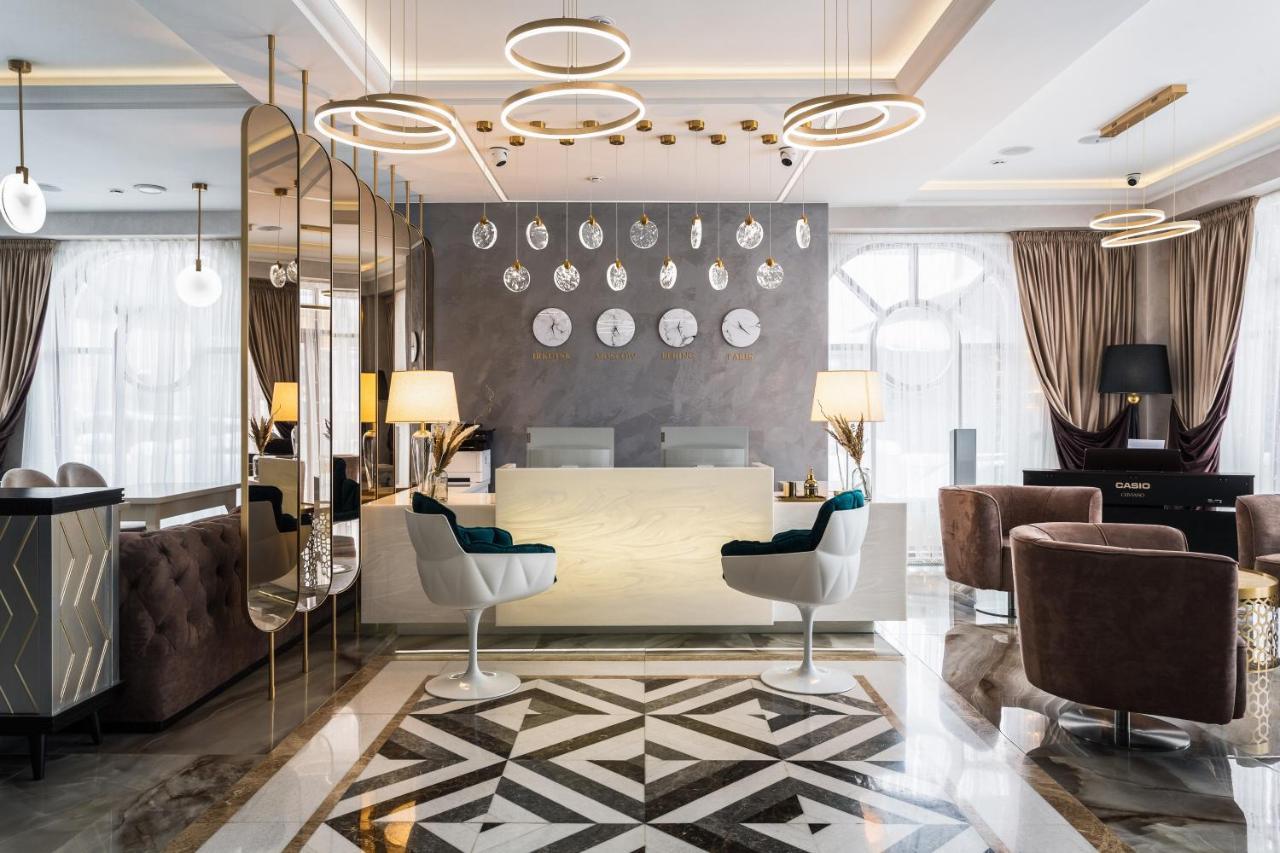 Отель  HISTORY Boutique Hotel & SPA