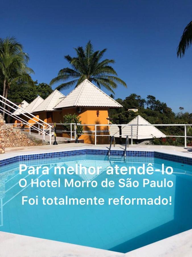 Отель Отель Hotel Morro De São Paulo