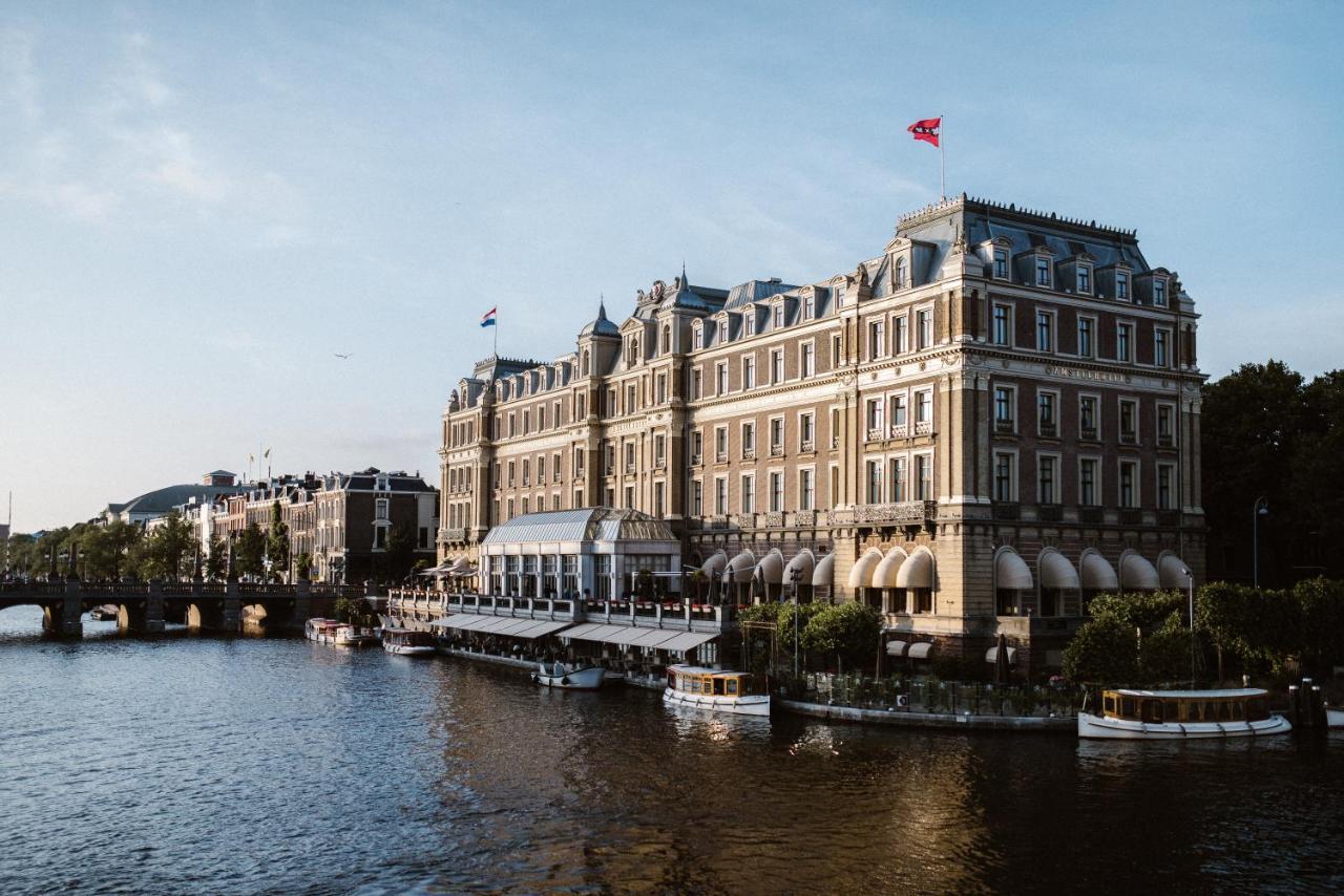 Отель  Отель  InterContinental Amstel Amsterdam, An IHG Hotel
