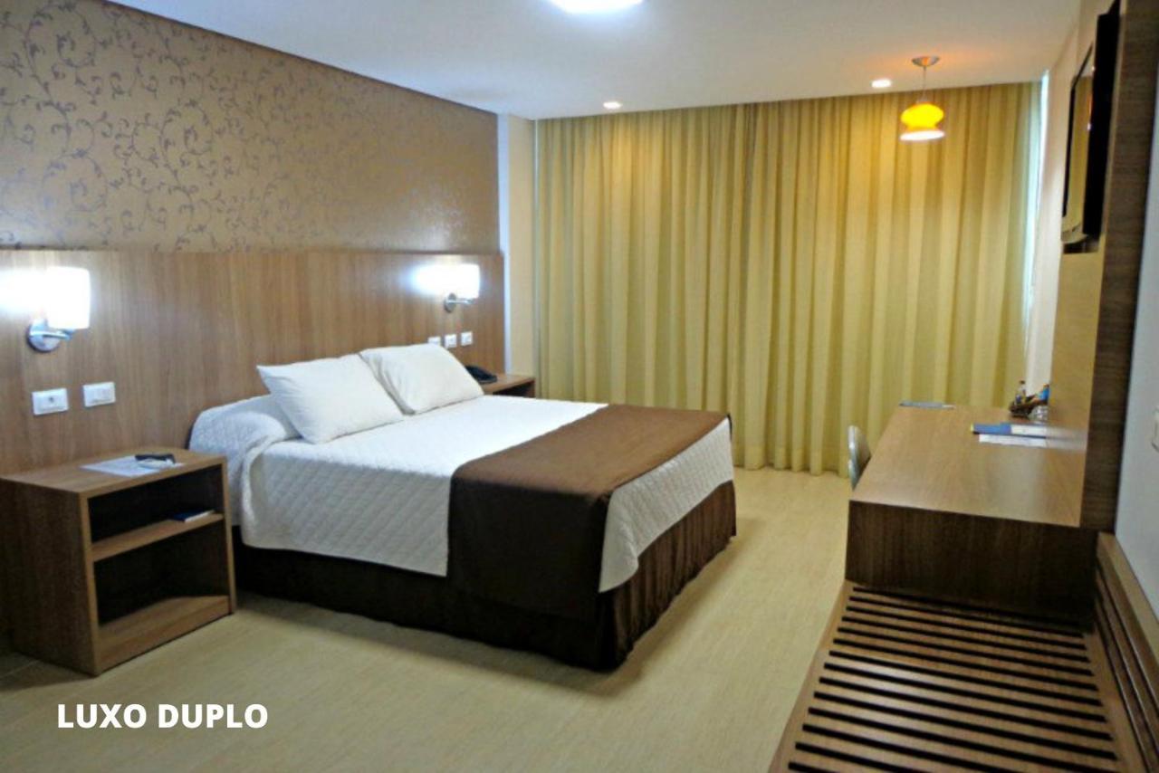 Отель Foz Presidente Comfort Hotel - отзывы Booking